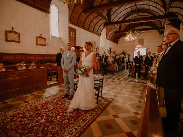 Le mariage de Matt et Elodie à Saint-Denis-de l'Hôtel, Loiret 24
