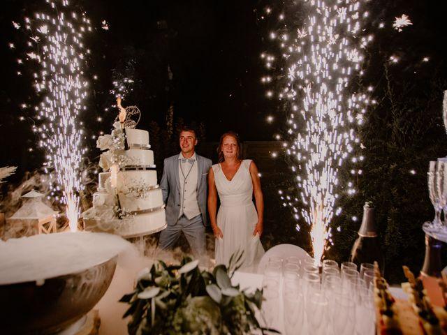 Le mariage de Matt et Elodie à Saint-Denis-de l'Hôtel, Loiret 55