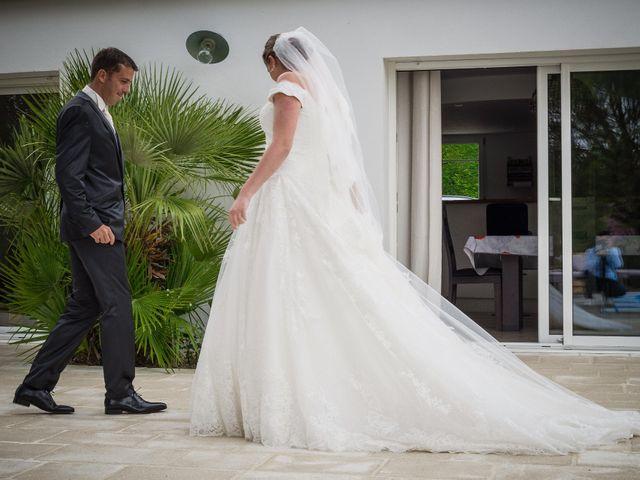 Le mariage de Ludovic et Audrey à Charron, Charente Maritime 9
