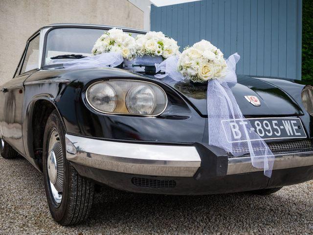 Le mariage de Ludovic et Audrey à Charron, Charente Maritime 11