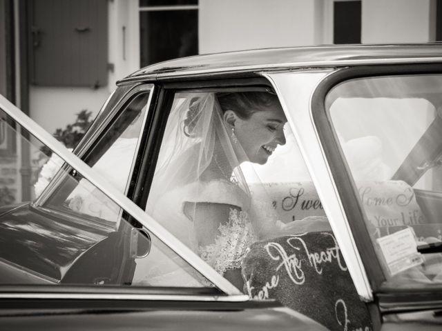 Le mariage de Ludovic et Audrey à Charron, Charente Maritime 12