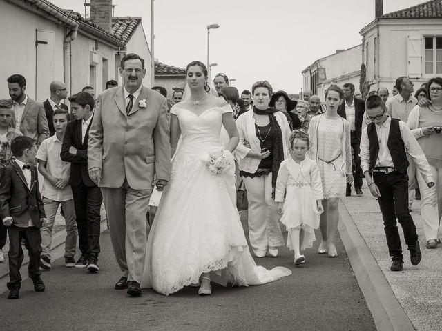 Le mariage de Ludovic et Audrey à Charron, Charente Maritime 16