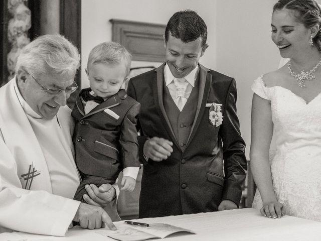 Le mariage de Ludovic et Audrey à Charron, Charente Maritime 20