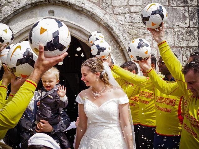 Le mariage de Ludovic et Audrey à Charron, Charente Maritime 21