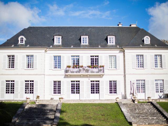 Le mariage de Pierre et Émilienne à Saint-Pierre-du-Vauvray, Eure 2