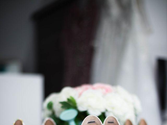 Le mariage de Pierre et Émilienne à Saint-Pierre-du-Vauvray, Eure 10