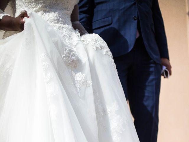 Le mariage de Pierre et Émilienne à Saint-Pierre-du-Vauvray, Eure 86