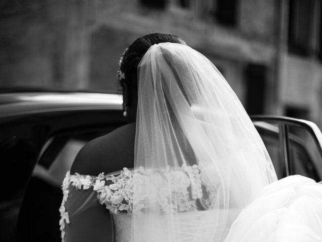 Le mariage de Pierre et Émilienne à Saint-Pierre-du-Vauvray, Eure 89