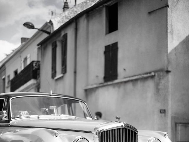 Le mariage de Pierre et Émilienne à Saint-Pierre-du-Vauvray, Eure 90