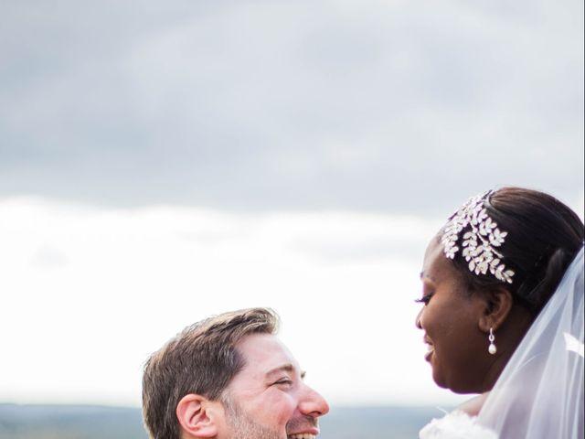 Le mariage de Pierre et Émilienne à Saint-Pierre-du-Vauvray, Eure 107