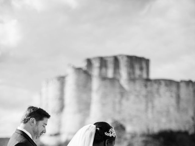 Le mariage de Pierre et Émilienne à Saint-Pierre-du-Vauvray, Eure 111