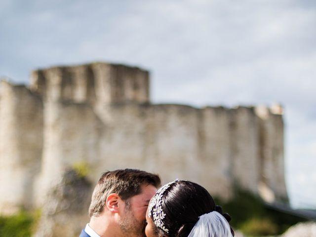 Le mariage de Pierre et Émilienne à Saint-Pierre-du-Vauvray, Eure 112