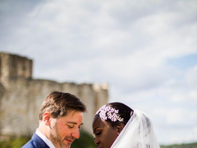 Le mariage de Pierre et Émilienne à Saint-Pierre-du-Vauvray, Eure 113