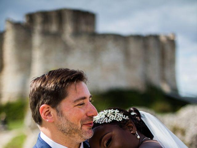 Le mariage de Pierre et Émilienne à Saint-Pierre-du-Vauvray, Eure 114