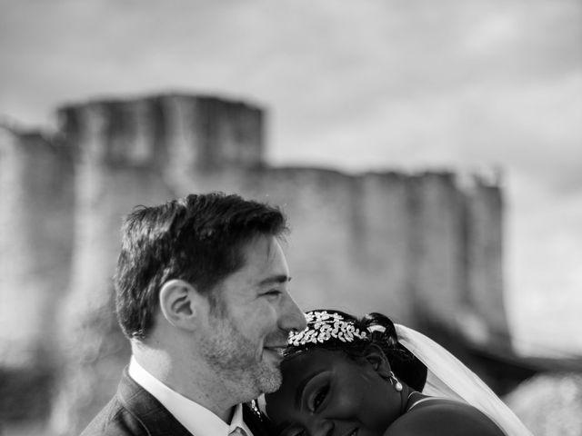 Le mariage de Pierre et Émilienne à Saint-Pierre-du-Vauvray, Eure 115