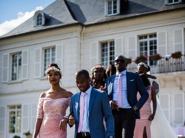 Le mariage de Pierre et Émilienne à Saint-Pierre-du-Vauvray, Eure 121