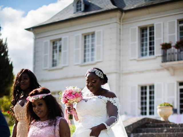 Le mariage de Pierre et Émilienne à Saint-Pierre-du-Vauvray, Eure 122