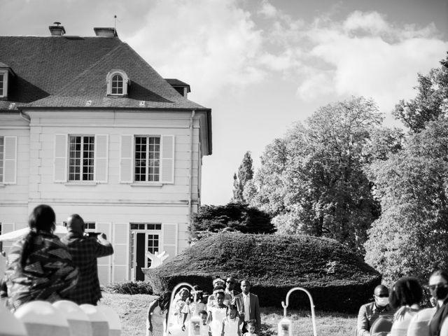 Le mariage de Pierre et Émilienne à Saint-Pierre-du-Vauvray, Eure 125