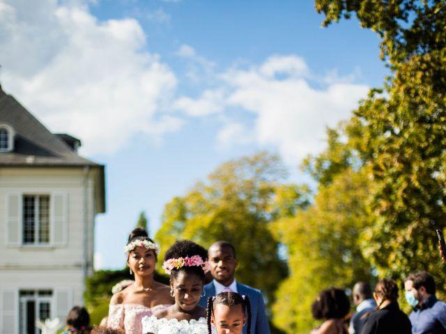 Le mariage de Pierre et Émilienne à Saint-Pierre-du-Vauvray, Eure 126