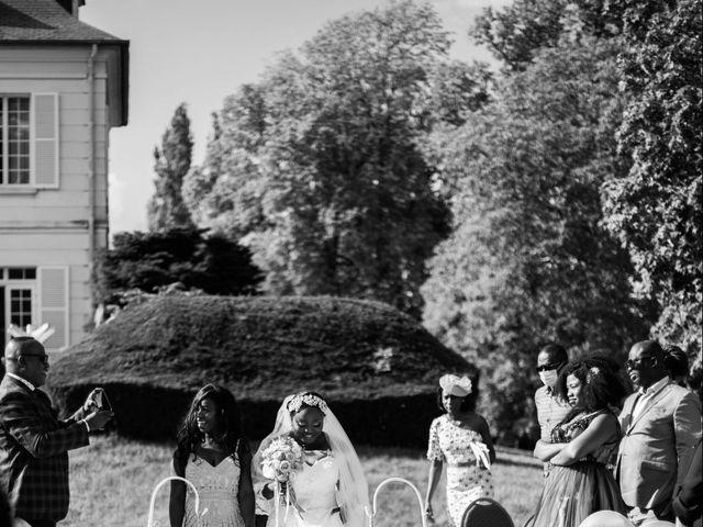 Le mariage de Pierre et Émilienne à Saint-Pierre-du-Vauvray, Eure 127