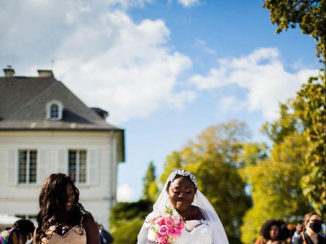Le mariage de Pierre et Émilienne à Saint-Pierre-du-Vauvray, Eure 128