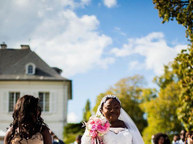 Le mariage de Pierre et Émilienne à Saint-Pierre-du-Vauvray, Eure 129