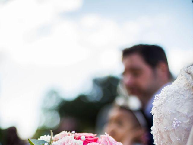 Le mariage de Pierre et Émilienne à Saint-Pierre-du-Vauvray, Eure 136