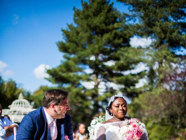 Le mariage de Pierre et Émilienne à Saint-Pierre-du-Vauvray, Eure 141