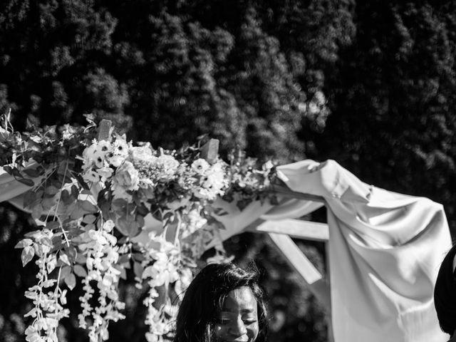 Le mariage de Pierre et Émilienne à Saint-Pierre-du-Vauvray, Eure 145
