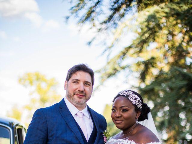 Le mariage de Pierre et Émilienne à Saint-Pierre-du-Vauvray, Eure 146