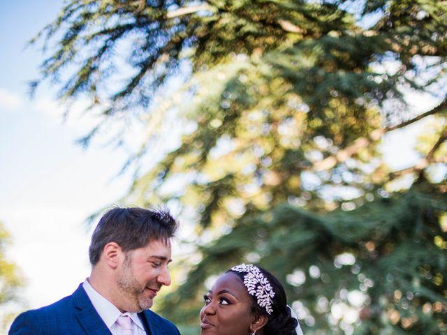 Le mariage de Pierre et Émilienne à Saint-Pierre-du-Vauvray, Eure 148