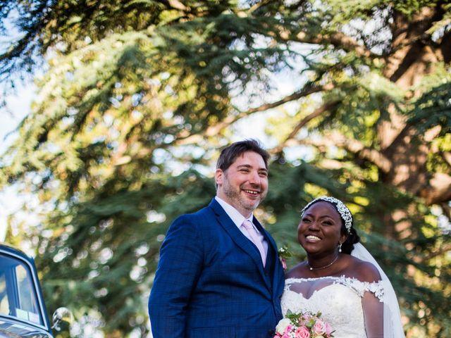 Le mariage de Pierre et Émilienne à Saint-Pierre-du-Vauvray, Eure 150