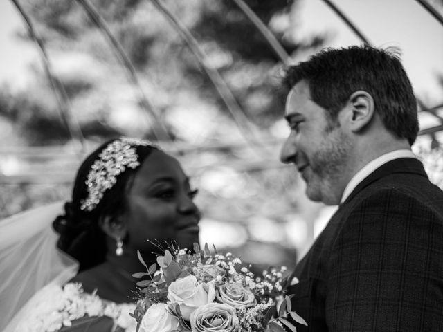 Le mariage de Pierre et Émilienne à Saint-Pierre-du-Vauvray, Eure 164