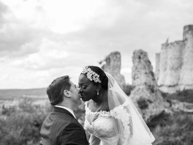 Le mariage de Pierre et Émilienne à Saint-Pierre-du-Vauvray, Eure 173