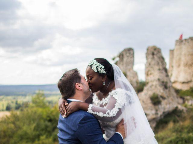 Le mariage de Pierre et Émilienne à Saint-Pierre-du-Vauvray, Eure 174