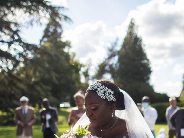 Le mariage de Pierre et Émilienne à Saint-Pierre-du-Vauvray, Eure 178