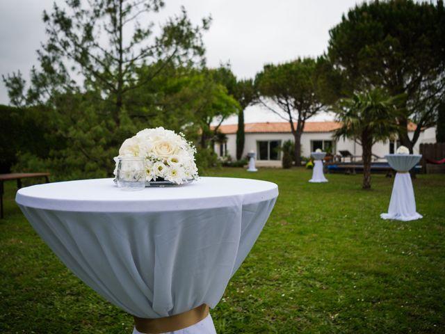 Le mariage de Ludovic et Audrey à Charron, Charente Maritime 22