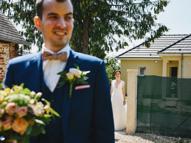 Le mariage de Mathieu et Virginie à Évreux, Eure 5