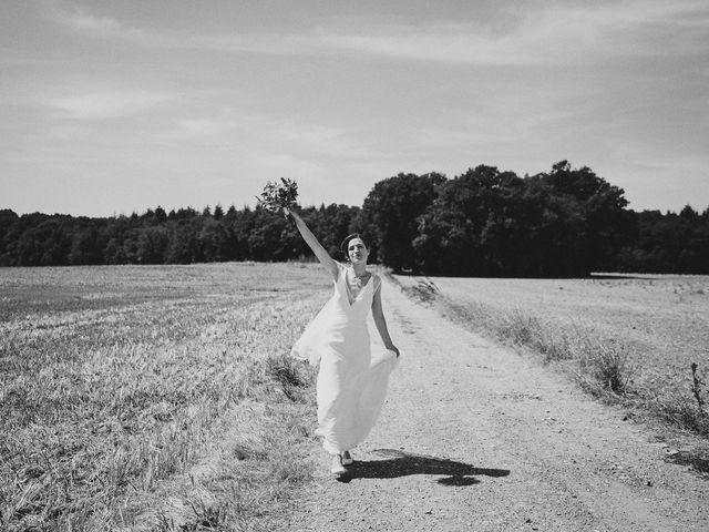 Le mariage de Mathieu et Virginie à Évreux, Eure 1