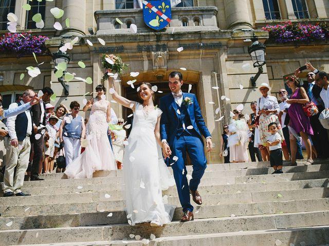 Le mariage de Virginie et Mathieu