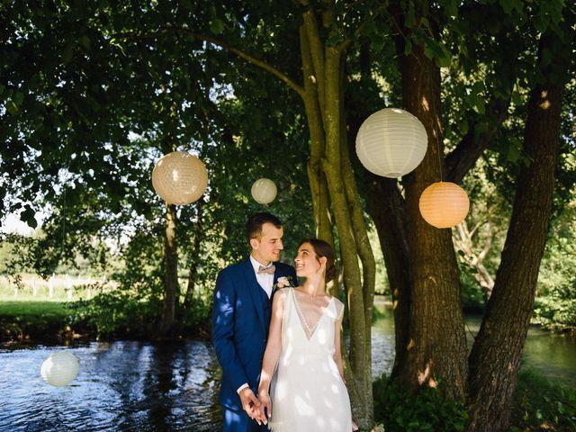 Le mariage de Mathieu et Virginie à Évreux, Eure 15
