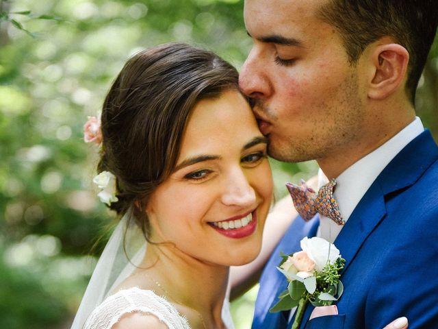 Le mariage de Mathieu et Virginie à Évreux, Eure 7