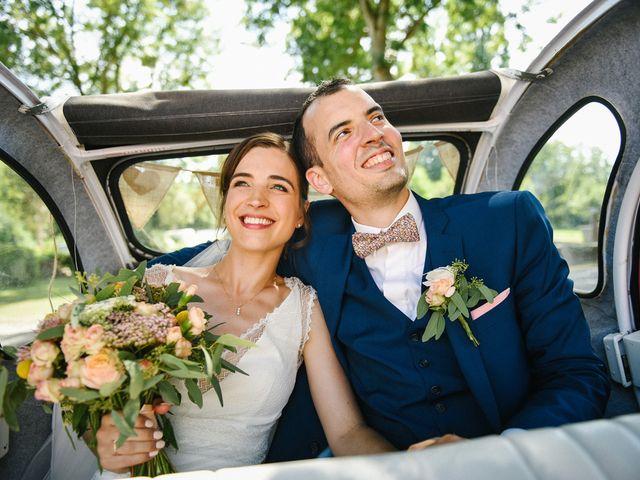 Le mariage de Mathieu et Virginie à Évreux, Eure 12
