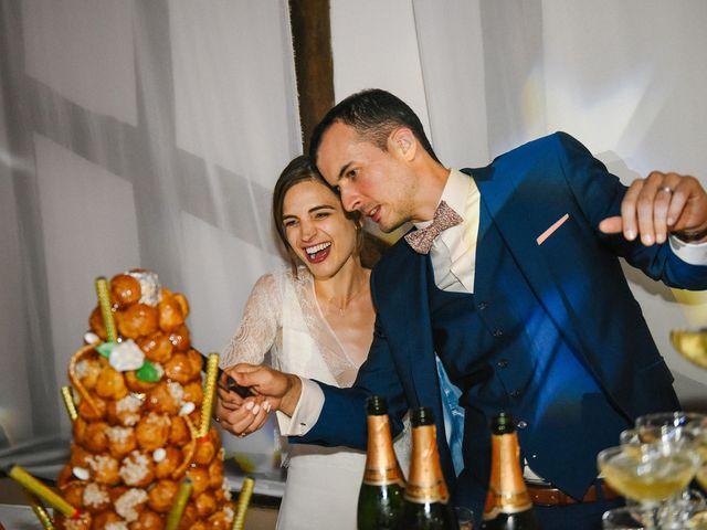 Le mariage de Mathieu et Virginie à Évreux, Eure 33