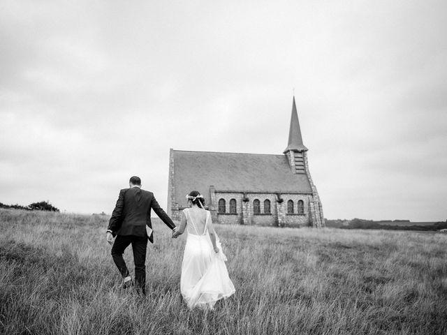 Le mariage de Mathieu et Virginie à Évreux, Eure 35