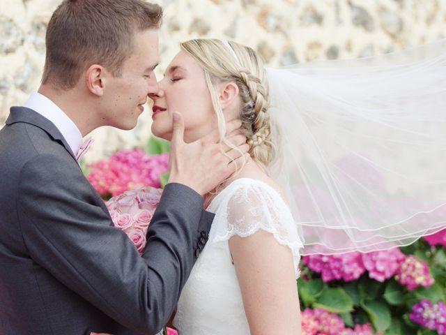 Le mariage de Alexia et William