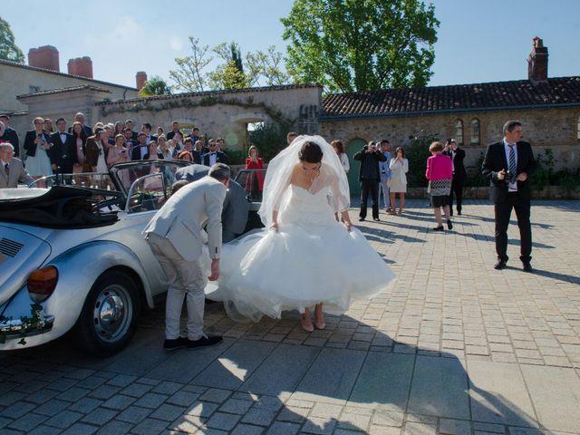 Le mariage de Renan et Perline à Clisson, Loire Atlantique 16