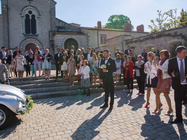 Le mariage de Renan et Perline à Clisson, Loire Atlantique 17