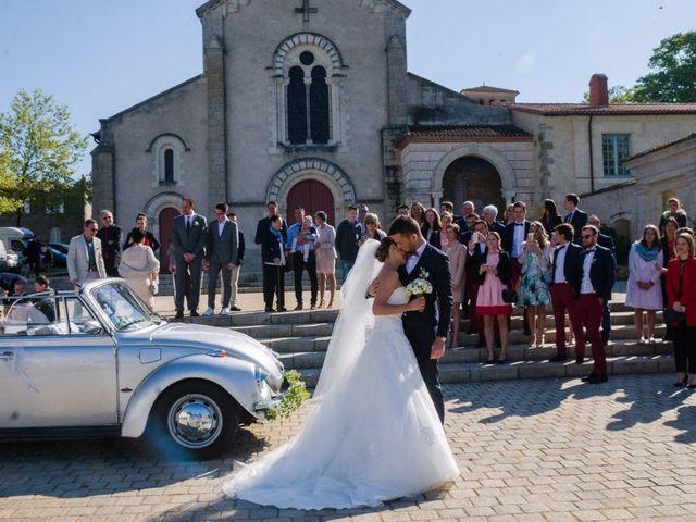 Le mariage de Renan et Perline à Clisson, Loire Atlantique 18