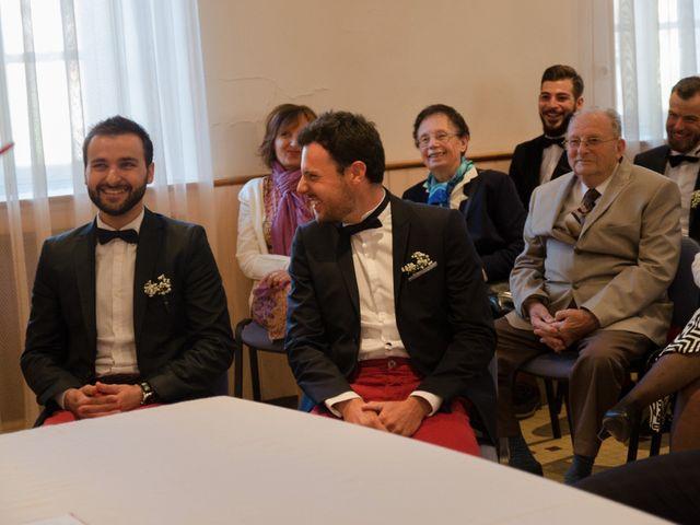 Le mariage de Renan et Perline à Clisson, Loire Atlantique 22